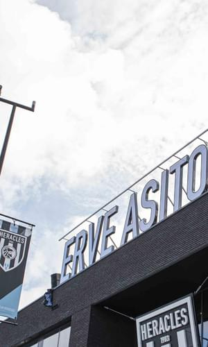 Erve asito stadionnaam heracles